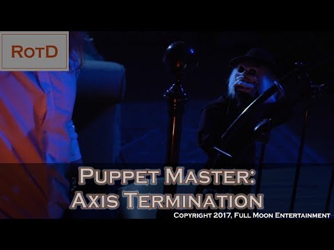 RotD #53 Review - Puppet Master: Axis Termination (2017)