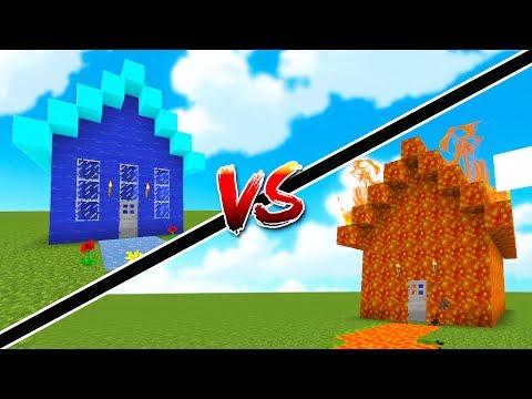 Minecraft: NHÀ LỬA NÓNG ĐẤU VỚI NHÀ NƯỚC ĐIỆN MÁY XANH!! - Thời lượng: 8:51.