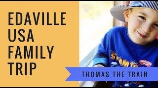 Edaville USA: Family Trip To Where Thomas Lives