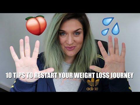 10 TIPS ON HOW I AM RESTARTING MY WEIGHT LOSS JOURNEY   LoseitlikeLauren