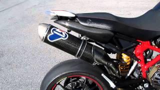 7. 2011 Ducati Hypermotard 1100 EVO SP