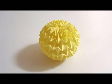 Как сделать волшебный шарик