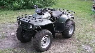 8. Honda Recon ATV Project Repower Part 1