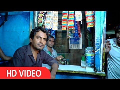 Nawazuddin Siddiqui Promote Raman Raghav 2.0 In Real Raman Raghav Style