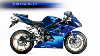 8. Triumph Daytona 675 - Interview about new specs (Carlyle's Pick #17) - PART 1