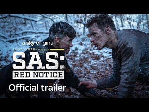 SAS Red Notice   First Look   Sky Cinema