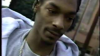 Snoop Dogg interview from the 90's Part 1