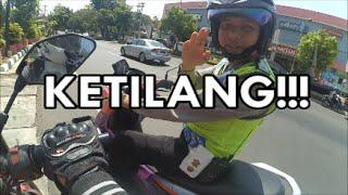 Video #37 - KETILANG DI SEMARANG!!! :(( (Polisinya jujur) | Yamaha MT25 Indonesia | MOTOVLOG SEMARANG MP3, 3GP, MP4, WEBM, AVI, FLV Juni 2018