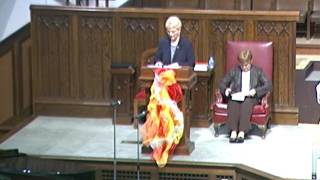 """Pentecost Sunday 2016: """"On The Verge of Comprehension"""""""