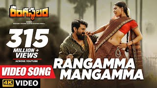 Video Rangamma Mangamma Full Video Song - Rangasthalam Video Songs | Ram Charan, Samantha MP3, 3GP, MP4, WEBM, AVI, FLV Oktober 2018