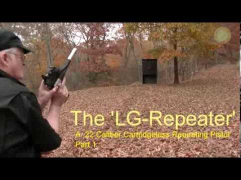 A Lorenzoni-Girandoni Repeating Pistol – Part 1