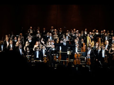 DF Live: Final of the First Symphony by Gustav Mahler