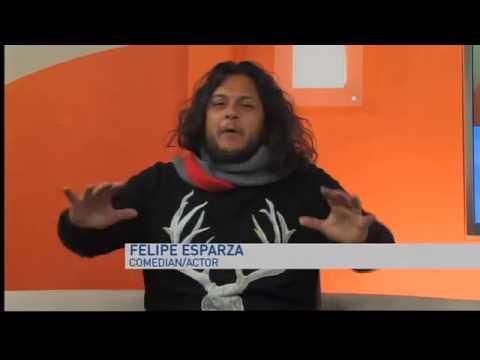 Last Comic Standing's Felipe Esparza visits Mornings on Fox 11