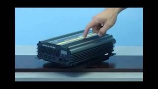 http://www.powerinverters.com/product/3000-Watt-Power-Inverters-12-Volt-DC-To-110-Volt-AC/6 A 3000 watt 12 volt dc to 120 volt ac power inverter allows you t...