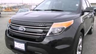 2013 FORD EXPLORER Anchorage AK