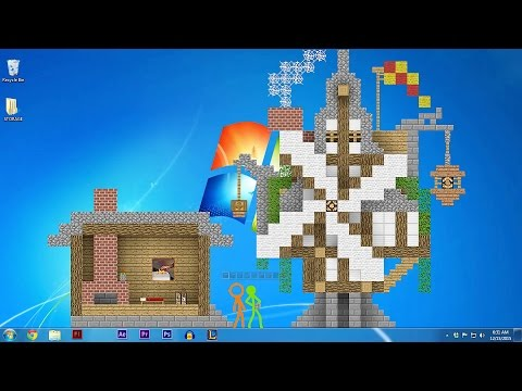 Animation vs Minecraft