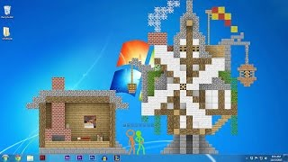 Video Animation vs. Minecraft (original) MP3, 3GP, MP4, WEBM, AVI, FLV Oktober 2018