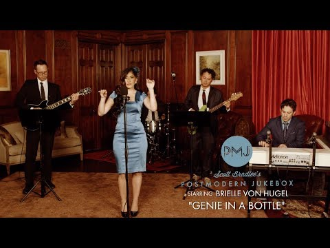 Genie in a Bottle – Christina Aguilera ('60s Style Cover) ft. Brielle Von Hugel