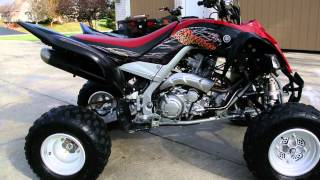 4. 2013 Yamaha Raptor 700R Special Edition