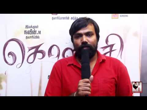 Kolanji Movie Premiere Show Video | Live On Heaven TV
