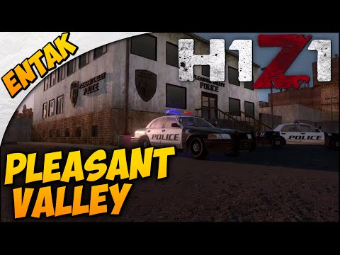 Pleasant Hardware - H1Z1 Gameplay featuring the next episode in my H1Z1 series. This is part of a stream I did. If you want to follow my stream, go here: http://twitch.tv/entak ...