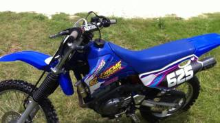 8. 2004 Yamaha TTR 125