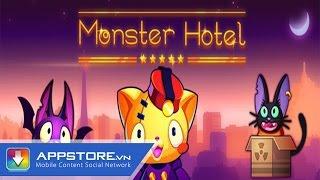 [iOS Game] Monster Hotel - Khách sạn quái vật - AppStoreVn, tin công nghệ, công nghệ mới