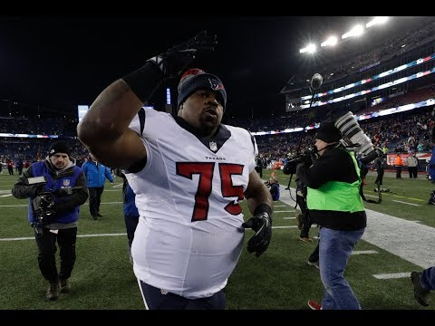 Vince Wilfork Retires From NFL in Style | Stadium