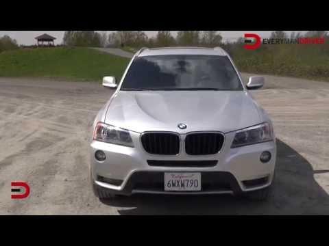 2013 BMW X3 xDrive 28i | New Car First Review | on Everyman Driver