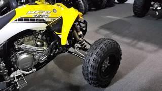 5. 2016 Yamaha YFZ450R SE