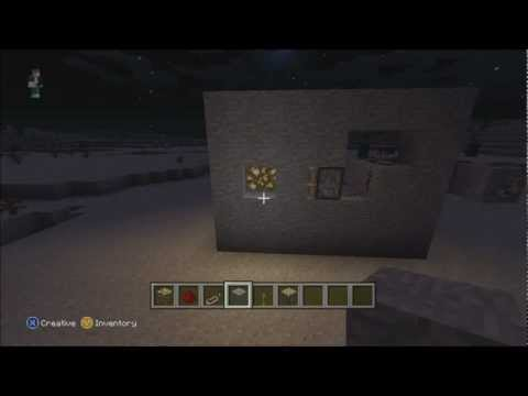 Redstone lamp - Can We Get 25 Likes!!?? How to make a lamp that turns on and off because as of this video Xbox does not have redstone lamps. TAGS Minecraft xbox 360 redstone...