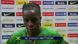 Gold Cup 2017 Jamaica vs El Salvador Interviews