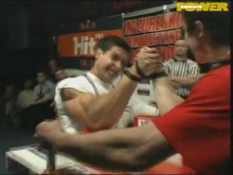 European Armwrestling Championships 2004