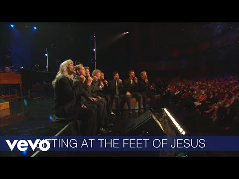 Sitting At The Feet Of Jesus (Lyric Video/Live At Luther F. Carson Four Rivers Center ,...