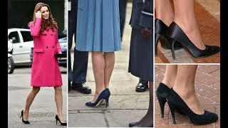 Video This is Kate Middleton secret for staying comfortable in heels MP3, 3GP, MP4, WEBM, AVI, FLV Juni 2018