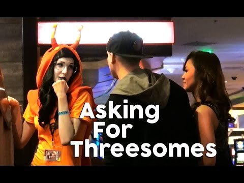 Looking For A Threesome...