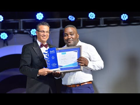 Sandals Barbados Resort Prestige Awards - CBC NEWS MAY 21, 2017