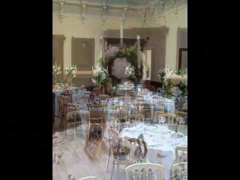 Bearwood College, Berkshire Wedding Flowers from The Fine Flowers Company