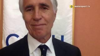 Elio De Angelis è stato celebrato al CONI e abbiamo raccolto la testimonianza di chi l'ha conosciuto bene. Ecco il ricordo del presidente Giovanni Malagò.