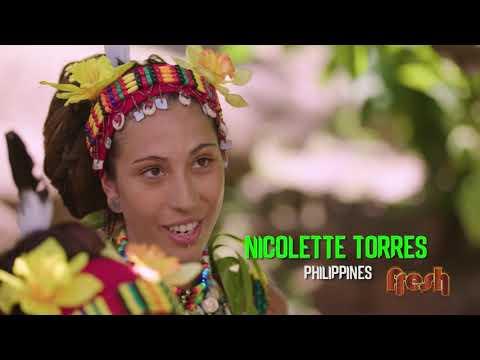 Fresh Season 8 Episode 34 - Hosted by Olly Coddington in Mo'orea, French Polynesia