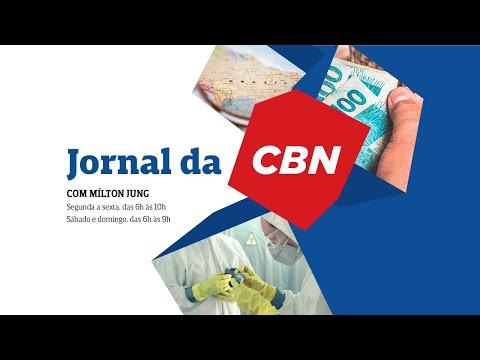 Jornal da CBN 1° edição -  19/10/2020