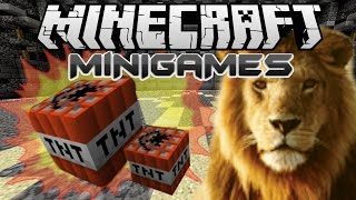 Video Minecraft Indonesia - Minigames (6) : LARI SEPERTI SINGA! MP3, 3GP, MP4, WEBM, AVI, FLV Desember 2017