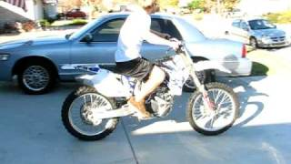3. 2007 Yamaha YZ250F for Sale
