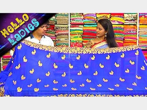 Latest-Style-Designer-Sarees-and-Party-Wear-Fancy-Sarees-Hello-Ladies-Vanitha-TV-05-03-2016