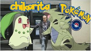 CHIKORITA i TYRANITAR - Pokemon Go 2 GENERACJA GAMEPLAY - MASZ SNORLAXA?!, pokemon go, pokemon go ios, pokemon go apk