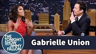 Gabrielle Union Offered Prince a Tuna Casserole