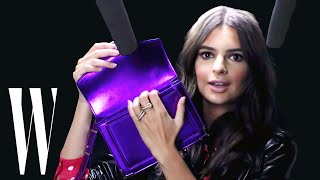 Video Emily Ratajkowski Explores ASMR with Whispers, Leather, and a Lint Roller | W Magazine MP3, 3GP, MP4, WEBM, AVI, FLV Juni 2019