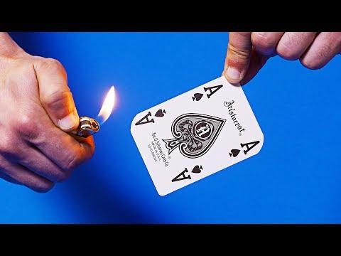 4 Awesome Magic Tricks