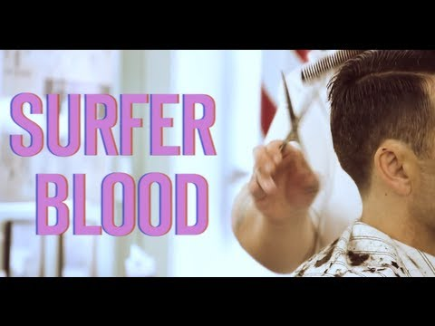 Surfer Blood - Squeezing Blood [Track By Track Commentary Video]