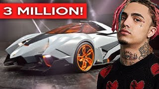 Video 10 Items Lil Pump Owns That Cost More Than Your Life... MP3, 3GP, MP4, WEBM, AVI, FLV Agustus 2018